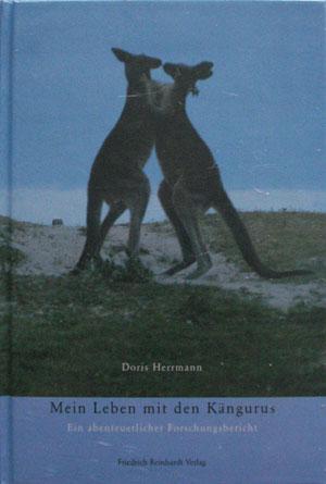Buchumschlag Mein Leben mit den Kängurus